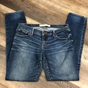 Abercrombie and Fitch Erin jeans